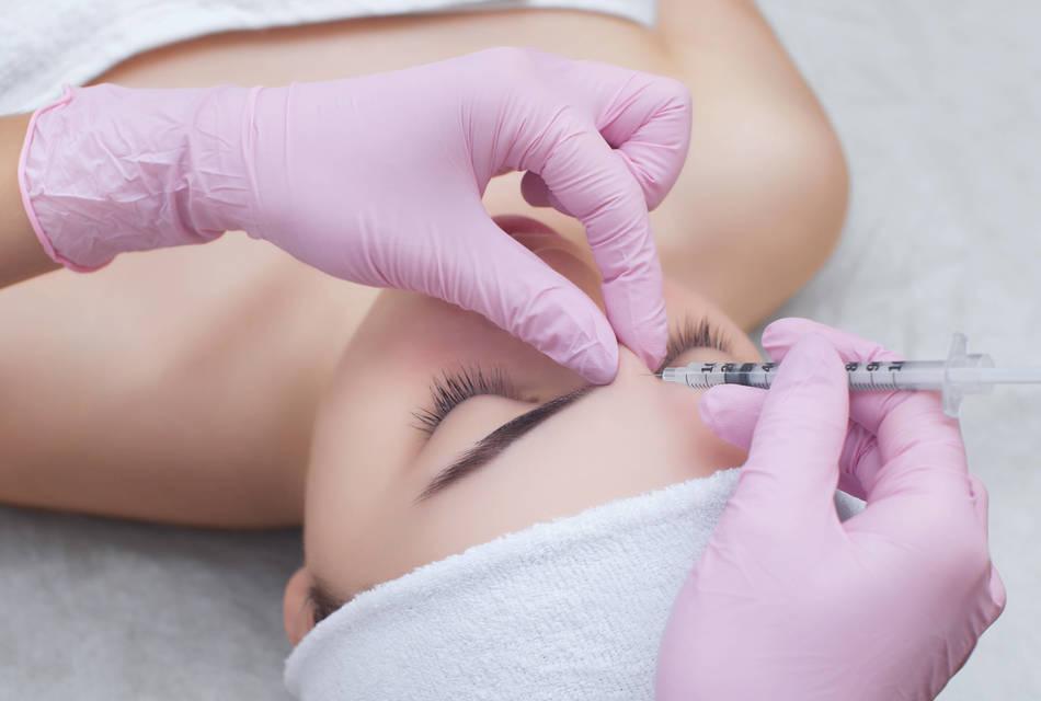 Main trattamenti estetici botox